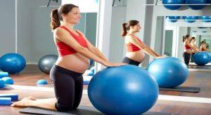 פילאטיס לנשים בהריון